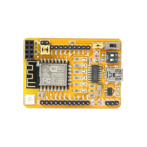 esp202 wifi test board