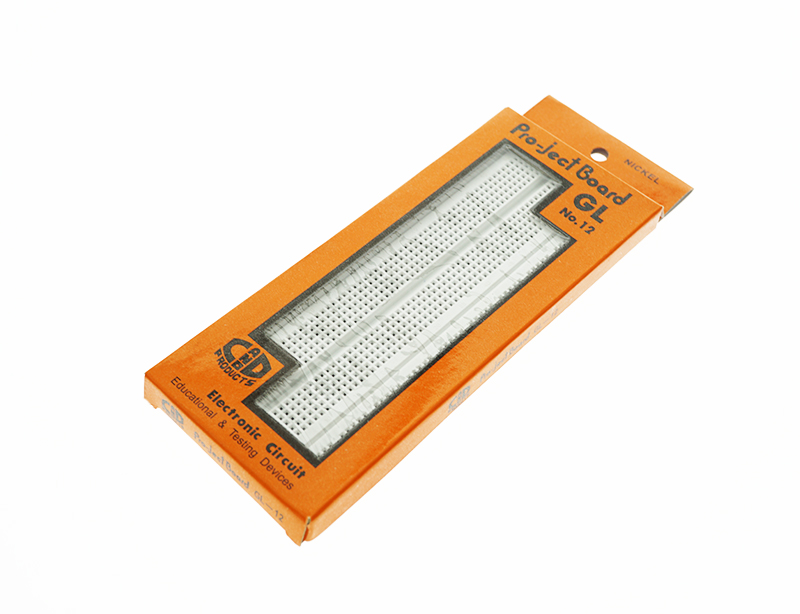 Blesiya 840 Point Solderless PCB Breadboard Test Board Electronic Components