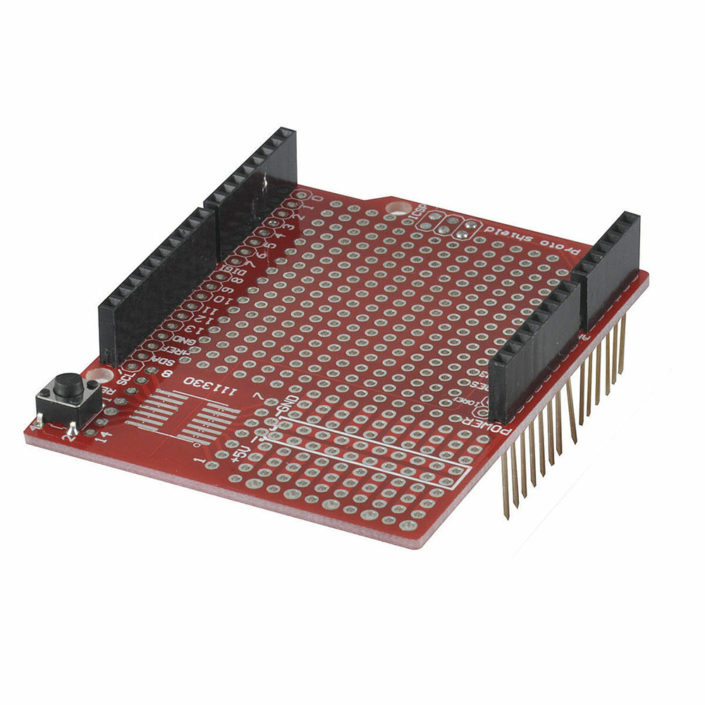 Compatible Prototype Proto Shield I/O Board For Arduino