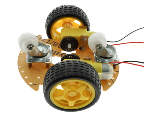UNO R3 Smart Robot Car Chassis