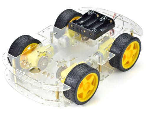 Intelligent Car Body Kit 03
