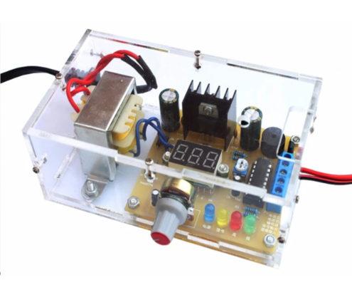 LM317 1.25V-12V Adjustable Regulated Voltage Power Supply DIY Electronic Kits